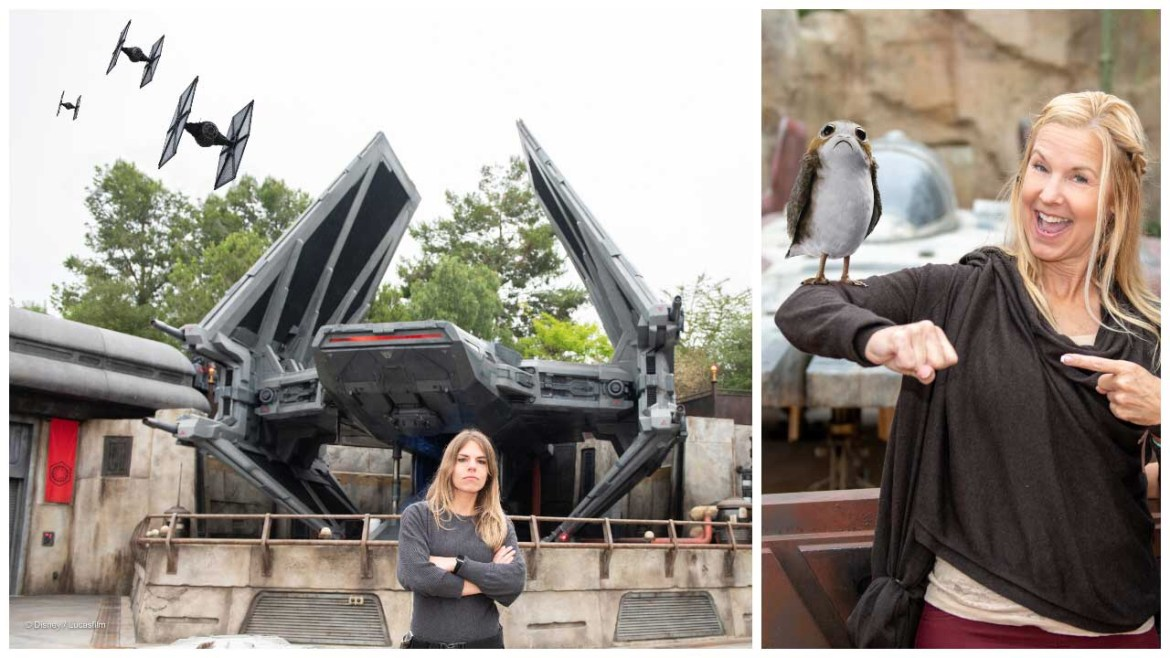 Star Wars: Galaxy's Edge PhotoPass Extras