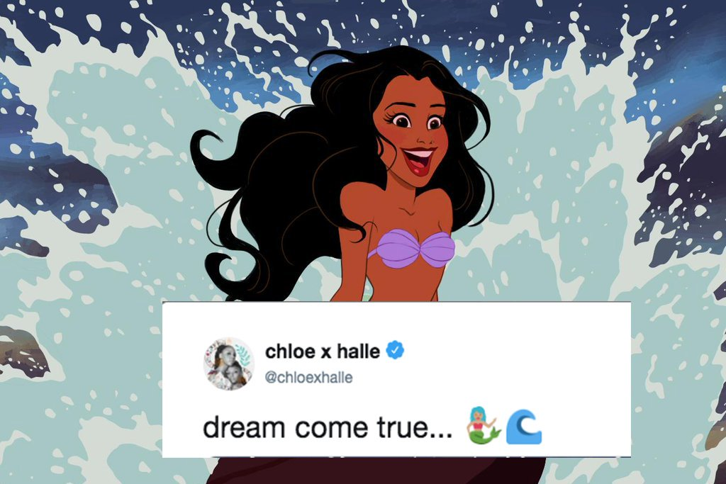Disney's Freeform defends Halle Bailey Ariel casting amid backlash