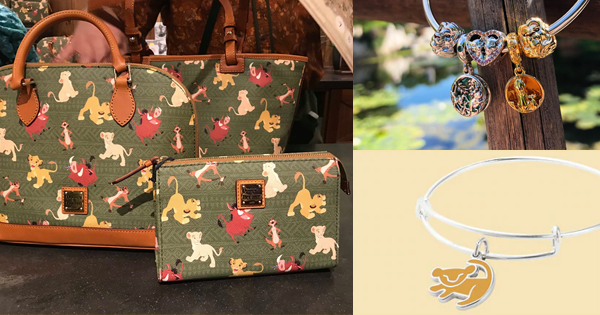 Lion King Designer Accessories Celebrate The New Film 1