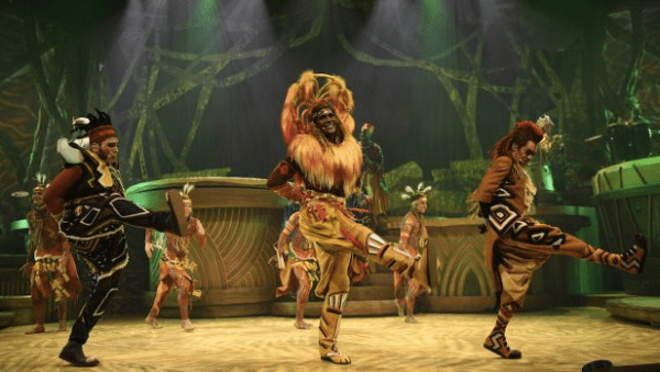 The Lion King & Jungle Festival Swings into Disneyland Paris! 1