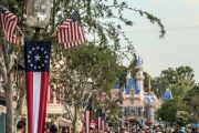 Travel Across the USA without ever leaving Disneyland Resorts.