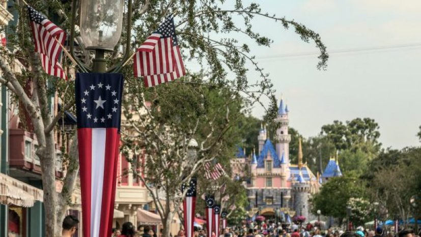 Travel USA Disneyland
