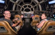 Millennium Falcon: Smugglers Run at Star Wars: Galaxy's Edge in Disneyland Park Takes It's Millionth Rider