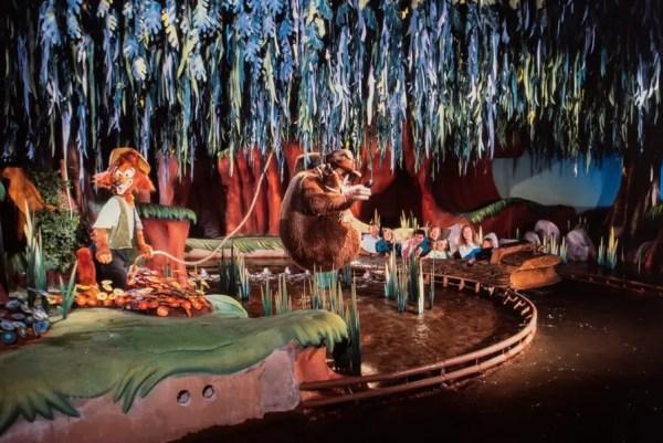 Fun Facts about Disney's Splash Mountain 1