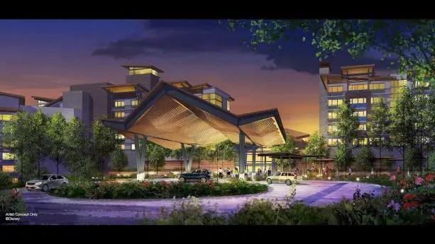 Reflections – A Disney Lakeside Lodge Coming to Walt Disney World
