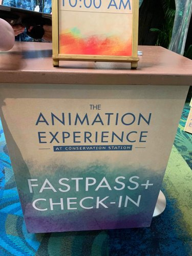 Rafiki's Planet Watch has officially reopened in the Animal Kingdom with new Animation Experience 4