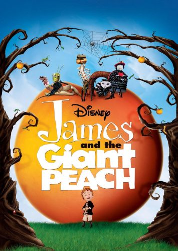 """""""James and the Giant Peach"""" Remake In Development By Disney 2"""