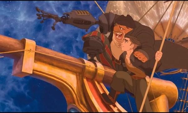 Disney Rumored To Make Live-Action 'Treasure Planet' 1
