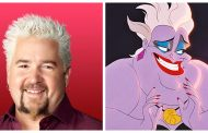 Fans Want Guy Fieri to Play Ursula in