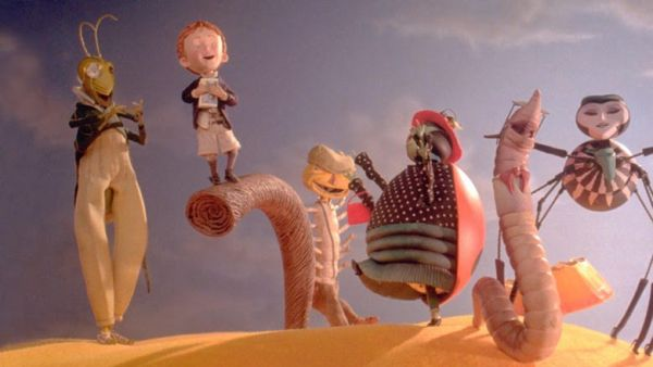 """""""James and the Giant Peach"""" Remake In Development By Disney 3"""
