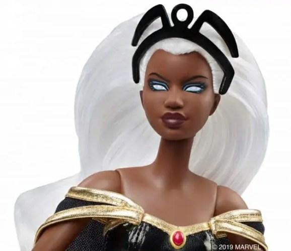 Marvel and Mattel Present X-Men Comics Barbie Dolls 6