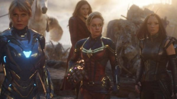 'Captain Marvel 2' Announced By Marvel Studios During Comic Con 4