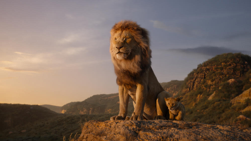 'The Lion King' Roars Past $1 Billion in the Global Box Office