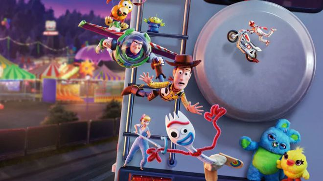 Toy Story 4 Surpasses $1 Billion at the Global Box Office