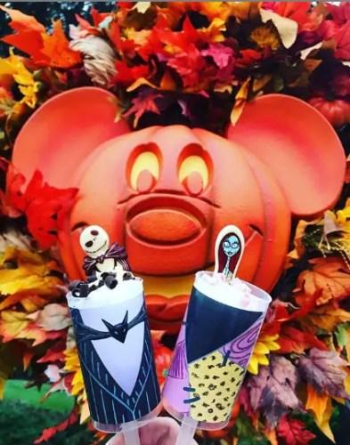 Snacks and Treats from Mickey's Not So Scary Halloween Party 8