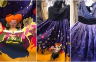 New Haunted Mansion And Hocus Pocus Dresses Have Arrived