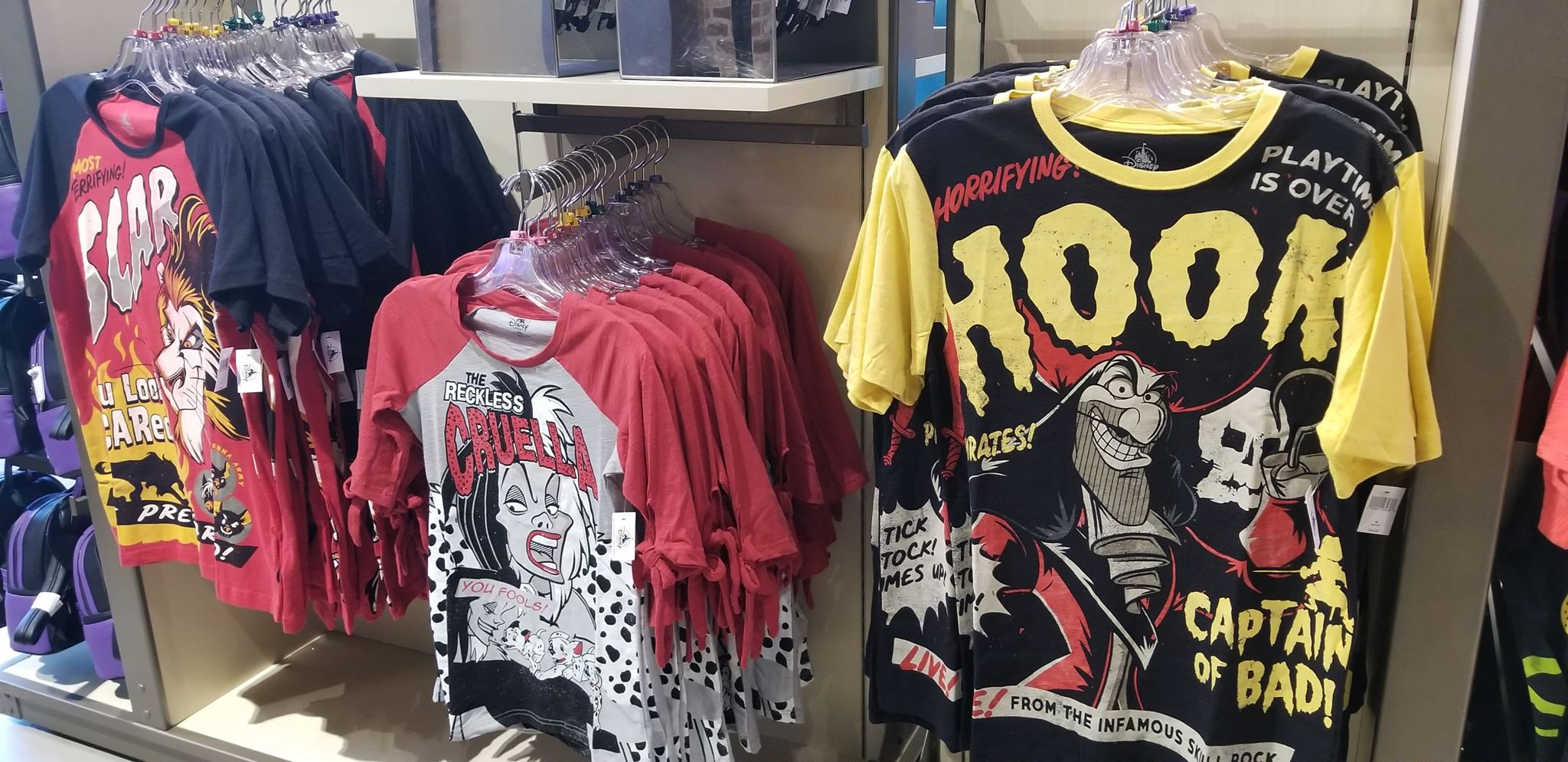 Scare Up Some Style With The Disney Villains Pulp Magazine Tees 2