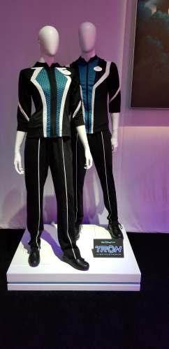 Tron Costumes Preview at D23 Expo 1