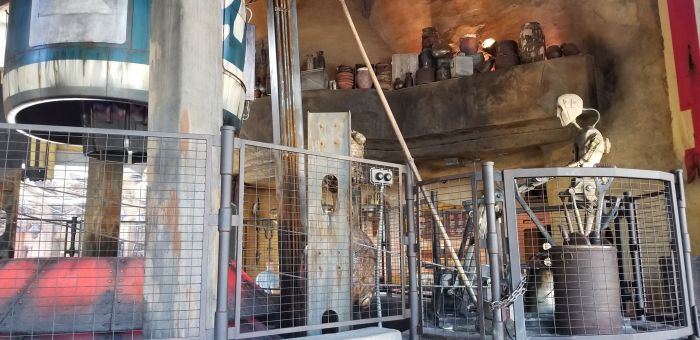 Check Out This Star Wars: Galaxy's Edge Photo Tour 7