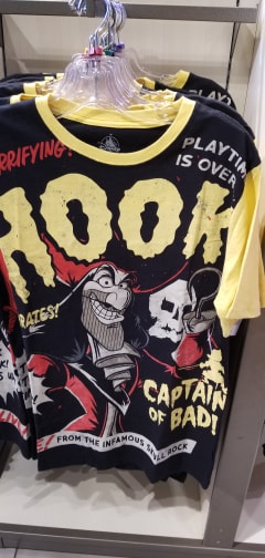 Scare Up Some Style With The Disney Villains Pulp Magazine Tees 7