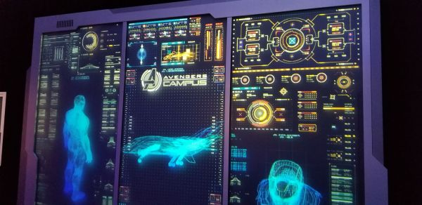 First look at the Avengers Campus Coming to Disney's California Adventure and Disneyland Paris 2