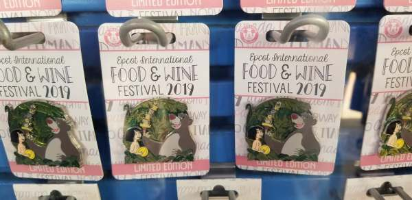 2019 Epcot Food and Wine Festival Pins Released! 7