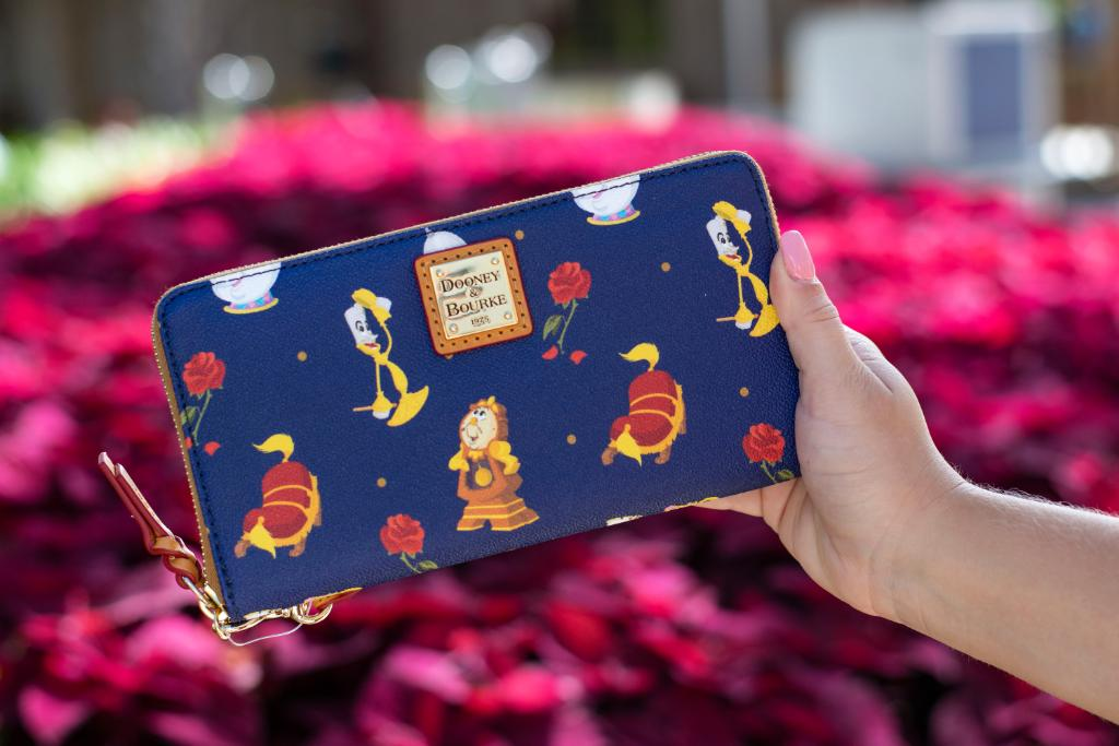 Enchanting New Beauty and The Beast Dooney and Bourke Collection 3