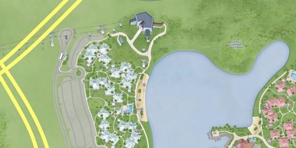 Disney's Skyliner Added to Disney World's Interactive Park Map 4