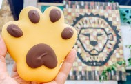 Work on Your Roar with the Lion Paw Cookie