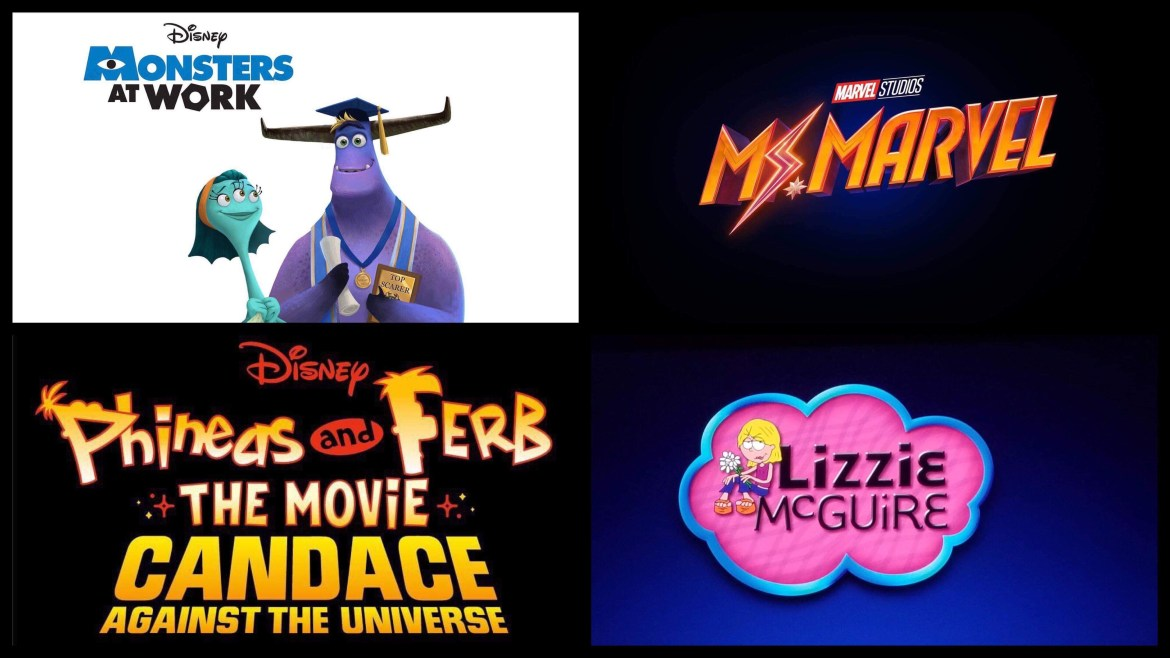 All The New Content Coming to Disney+ Announced at the 2019 D23 Expo