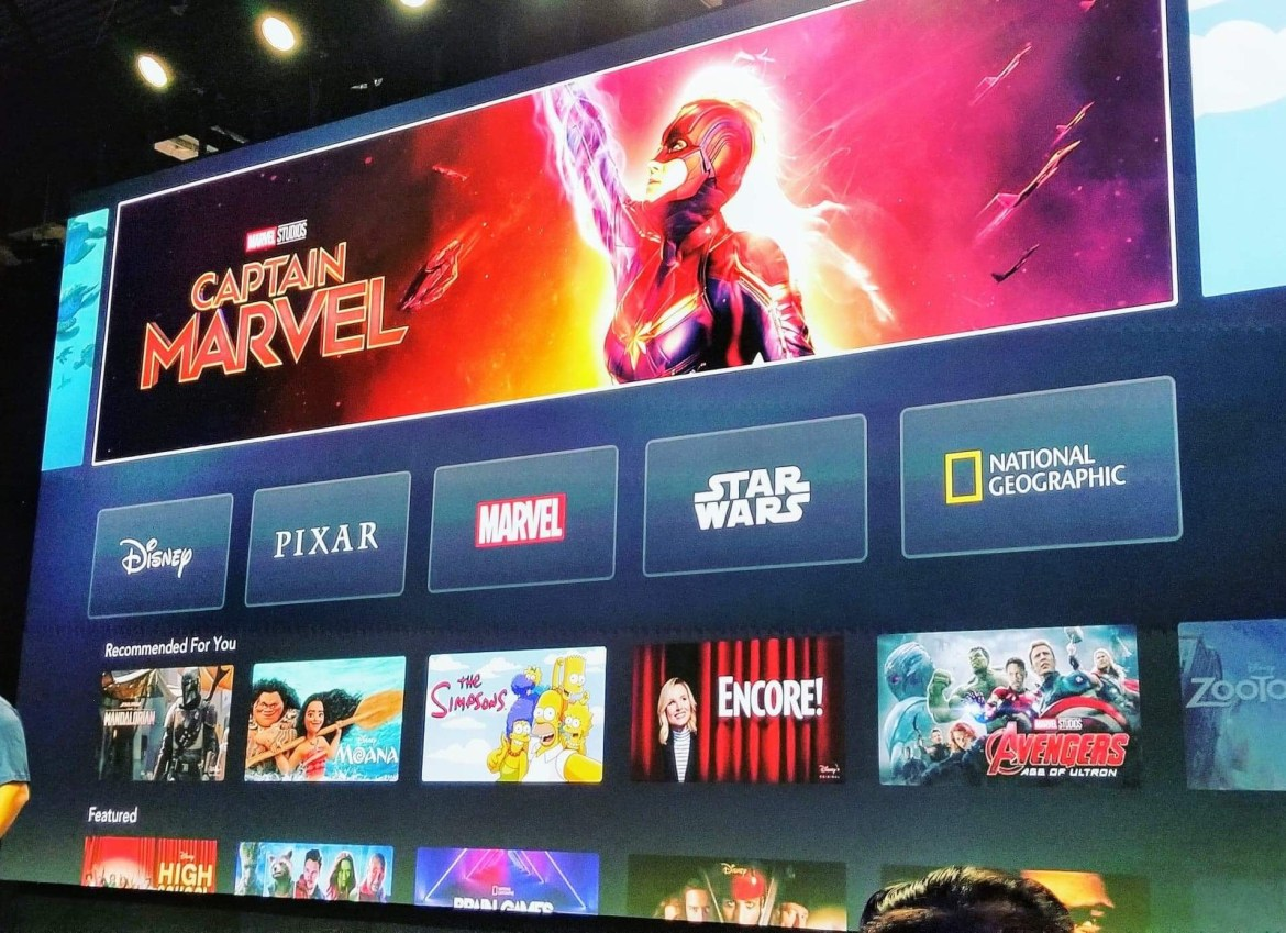 New Disney+ Promo Features Star Wars, Pixar, Marvel, and More