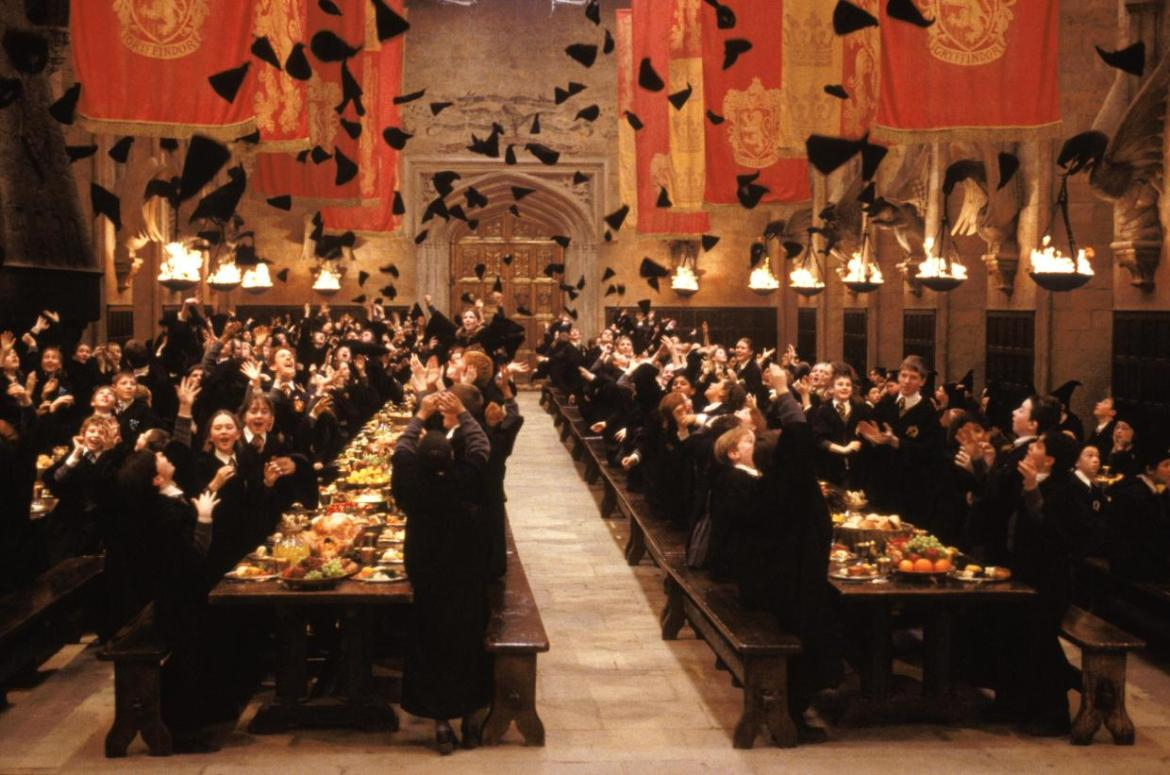 Celebrate Halloween at Hogwarts With The Making of Harry Potter: Hogwarts After Dark Dinner and Tour!