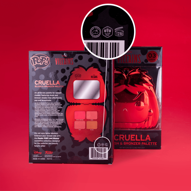 Wicked Cute Disney Villains Makeup Collection Coming Soon From Funko 2