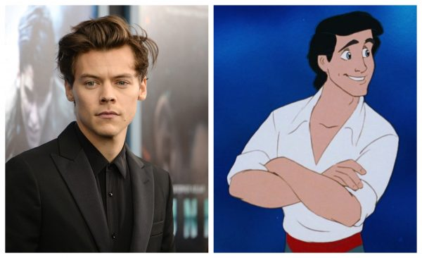 Harry Styles Passes on Prince Eric Role in Disney's Live-Action The Little Mermaid 1