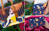Enchanting New Beauty and The Beast Dooney and Bourke Collection