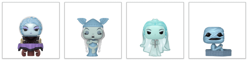 Haunted Mansion Funko POP! Collection Coming Soon 2