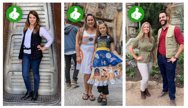 Proper Costume Guidelines for Star Wars Galaxy's Edge in Hollywood Studios