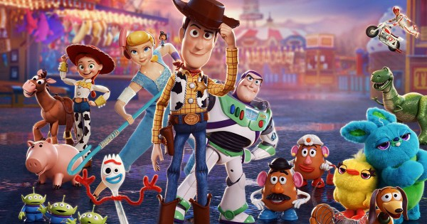 """Check Out the Alternate Ending to """"Toy Story 4"""" 1"""