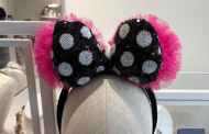 The Betsey Johnson Minnie Mouse Ears Have Arrived