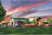 New Barn at Tri-Circle-D Ranch at Disney's Fort Wilderness Resort
