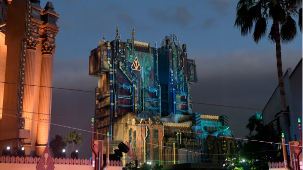 Guardians of the galaxy for disneyland pass holders