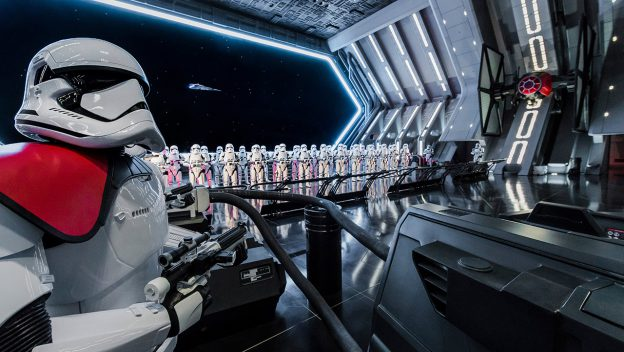 First Look Star Wars: Rise of the Resistance At Galaxy's Edge