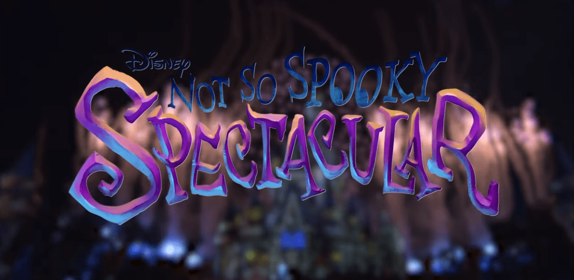 Disney's  Not So Spooky Spectacular Fireworks Hosted By Jack Skellington!
