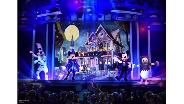 Oogie Boogie Bash Coming To Disney California Adventure This Fall!