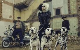 First Look Of Emma Stone As Cruella De Vil
