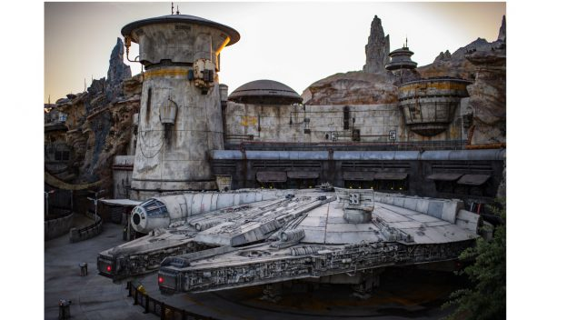 #DisneyParksLIVE is Live Streaming the Dedication Ceremony of Star Wars: Galaxy's Edge August 28