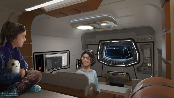 Star Wars: Galactic Starcruiser At Walt Disney World