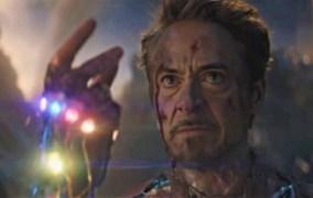 'Avengers: Endgame' Writers Tried To Save Tony Stark/Iron Man