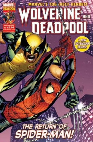Could A Deadpool, Wolverine, and Spider-Man Team Up Be Coming to the MCU? 3