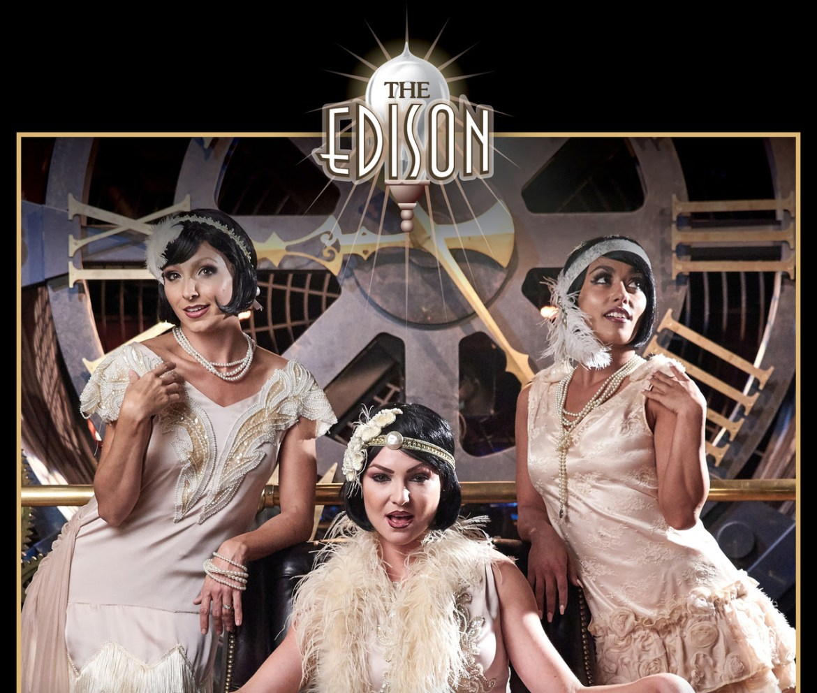 A Gatsby Evening at The Edison in Disney Springs Over Labor Day Weekend